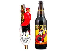 Rogue Yellow Snow IPA Beer