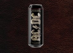 AC/DC Rock or Bust Beer