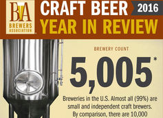 Brewers Association - 2017 Craft Beer In Review