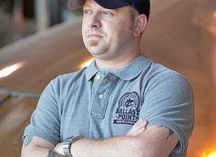 VP of Brewing & Distilling Jamie Murray.