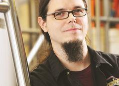 Founders head brewer Jeremy Kosmicki