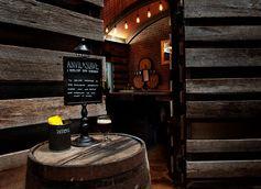 AleSmith Barrel Bar Anvil & Stave