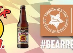 Racer 5 Wins Medal at European Beer Star Competition