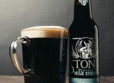 Stone Coffee Milk Stout Beer