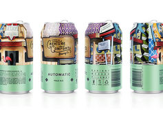 Creature Comforts Beer Automatic Pale Ale
