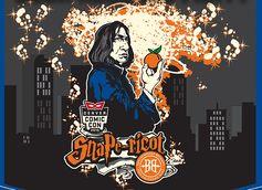 Breckenridge Brewery Alan Rickman Snape-ricot Beer Denver Comic Con
