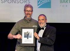 Sean Lawson, Founder   Photo Courtesy Lawson's Finest Liquids