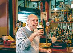 Jonathan Ingram at 5 Seasons Brewing Company