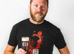 Co-founder and head brewer Branden Miller.