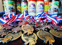 Iron Hill Brewery & Restaurant earned their 45th medal at the Great American Beer Festival