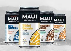 Maui Brewing Co. Rebrand Hawaii Beer