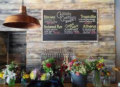 Creature Comforts Brewing Company Bar Tropicalia Athena Cosmik Debris
