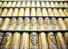 Night Shift brewing Whirlpool beer cans