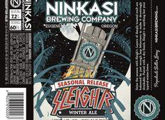 Ninkasi Beer Connoisseur Sleighr