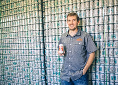 Mike Francis, Payette Brewing Founder and Brewer  |  Photo by Ampersand Studios