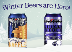 Winter Seasonals by Red Hare Brewing Co.