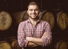 Joe Mashburn, Head Brewer | Photo by Tim Oxton
