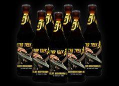 Shmaltz Star Trek Beer Connoisseur