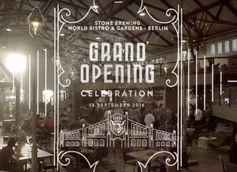 Stone Brewing Berlin - Grand Opening