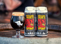 MexiCali Stout by Birdsong Brewing Co.