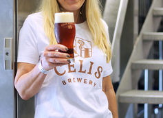 Christine Celis of Celis Brewery in Austin, Texas