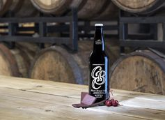 Coronado Brewing Co.'s new imperial stout release is a boozy doozy: Barrel-Aged Black Forest Cake.