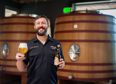 Josh Pfriem, Co-Founder and Brewmaster | Photo courtesy pFriem Family Brewers