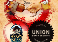 Heavy Seas First 2017 Collaboration with Union Craft Brewing