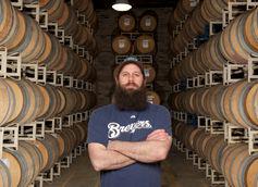 Jared Jankoski, Brewmaster     Photo Courtesy Goose Island Beer Co.