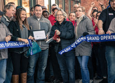 North Channel Brewing Grand Opening Manistee Michigan