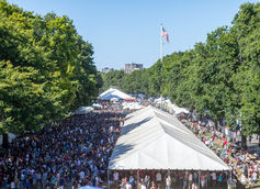Oregon Brewers Festival | Photo by Timothy Horn