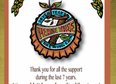 Peace Tree Celebrates 7 Years