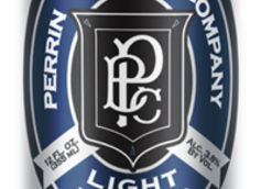 Perrin Light Lager by Perrin Brewing Co.