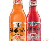 Radeberger Schofferhofer Pomegranate