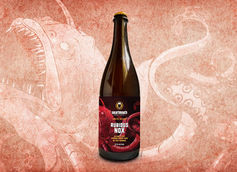 Rubidus Nox Barrel-Aged Cherry Stout by Smartmouth Brewing Co.