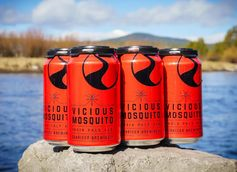 Sunriver Brewing Announces Vicious Mosquito IPA Can Release