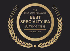 Best Specialty IPA of 2016 - Big Guns by Fort George Brewery