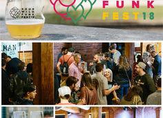 Upland Brewing Sour Wild Funk Fest 2018