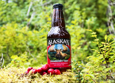 Alaskan Brewing Co. Debuts Cranberry Tart Seasonal