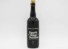 Amherst Brewing Announces The Sword That Slays The Seasons Release