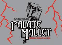 Back East Brewing's Palate Mallet Double IPA Returns to Cans