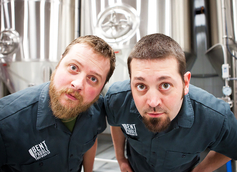 Bent Paddle Brewing Co-Founders Colin Mullen and Byron Tonnis Talk Cold Press Black
