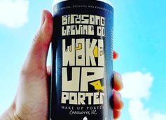 Birdsong Brewing Co. Announces Seasonal Return of Wake Up Porter