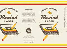 Birdsong Brewing Unveils Rewind Lager