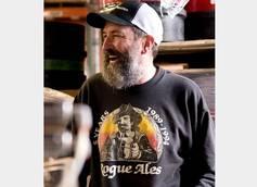 Rogue Ales brewmaster John Maier