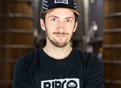 Bearded Iris Brewing Head Brewer Brandon Tarr