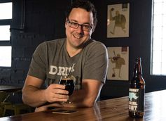 BuckleDown head brewer Ike Orcutt