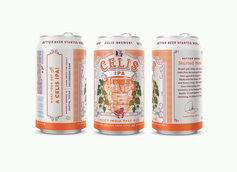 Celis Brewery Unveils New Celis Juicy IPA