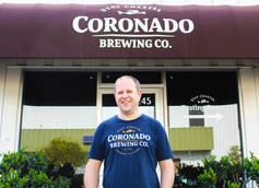 Coronado Brewing Director of Brewing Operations Shawn Steele Talks Shared Waters
