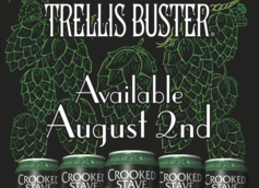 Crooked Stave Announces Trellis Buster Double IPA
